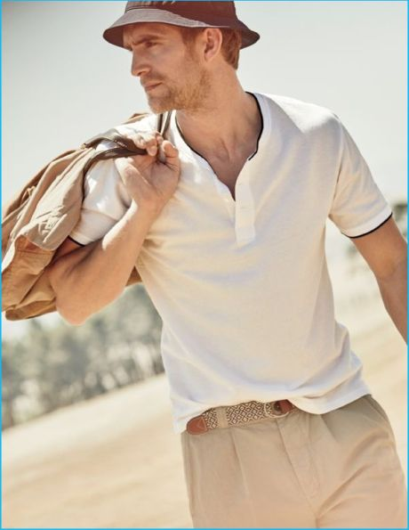 J.Crew, модните решения за лятото и приключенията в мъжкикя гардероб