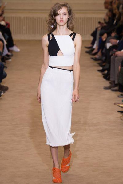 Талия на показ – мини моден тренд за пролет-лято 2016