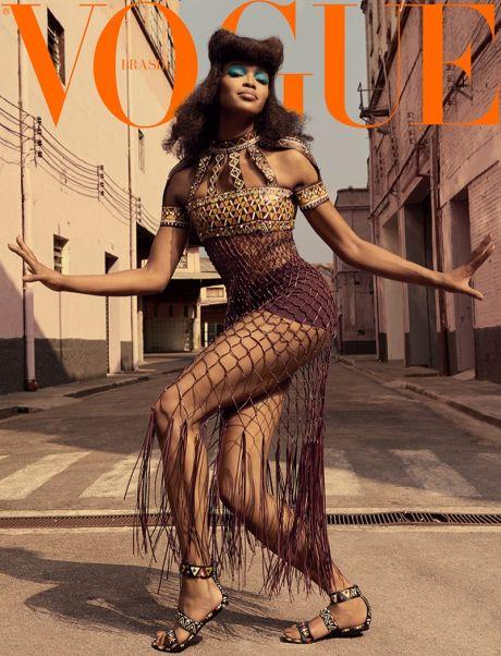 Коя е тя? Отново на корица на Vogue и перфектна на всяка възраст