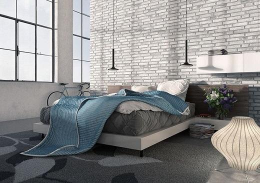 Лофт в спалнята – особено и индивидуално