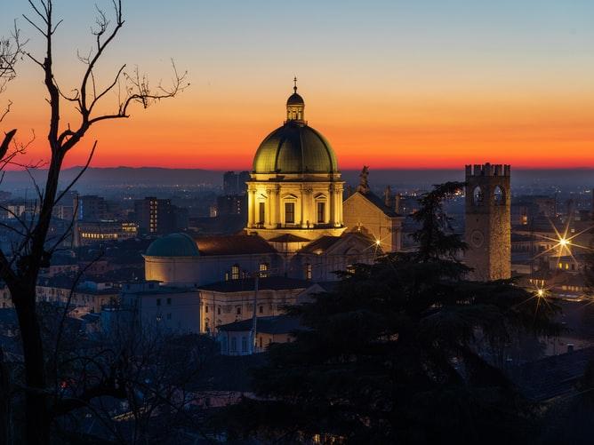 Бреша – красавицата на Ломбардия