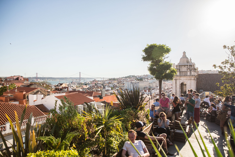 Завладей най-красивите гледки на Лисабон!