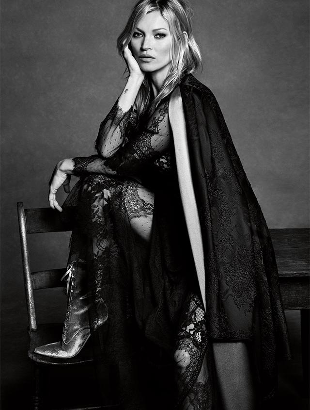 """Кейт Мос каза """"да"""" на Alberta Ferretti за есен\ зима 2016\17"""