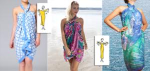 ways-wear-sarong-dress-pareo-neck-tied