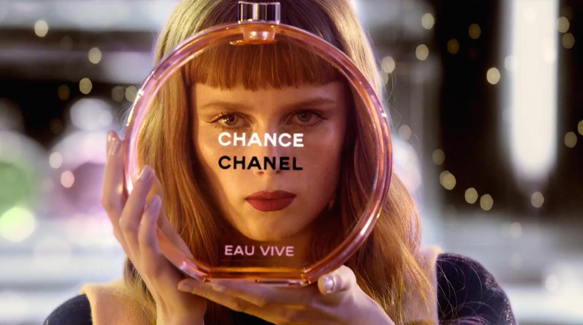 Щастието е във въздуха с новия CHANCE EAU VIVE на CHANEL