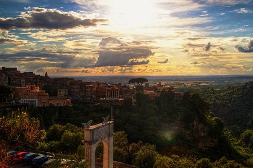 Тиволи – на едно любопитство разстояние от Рим