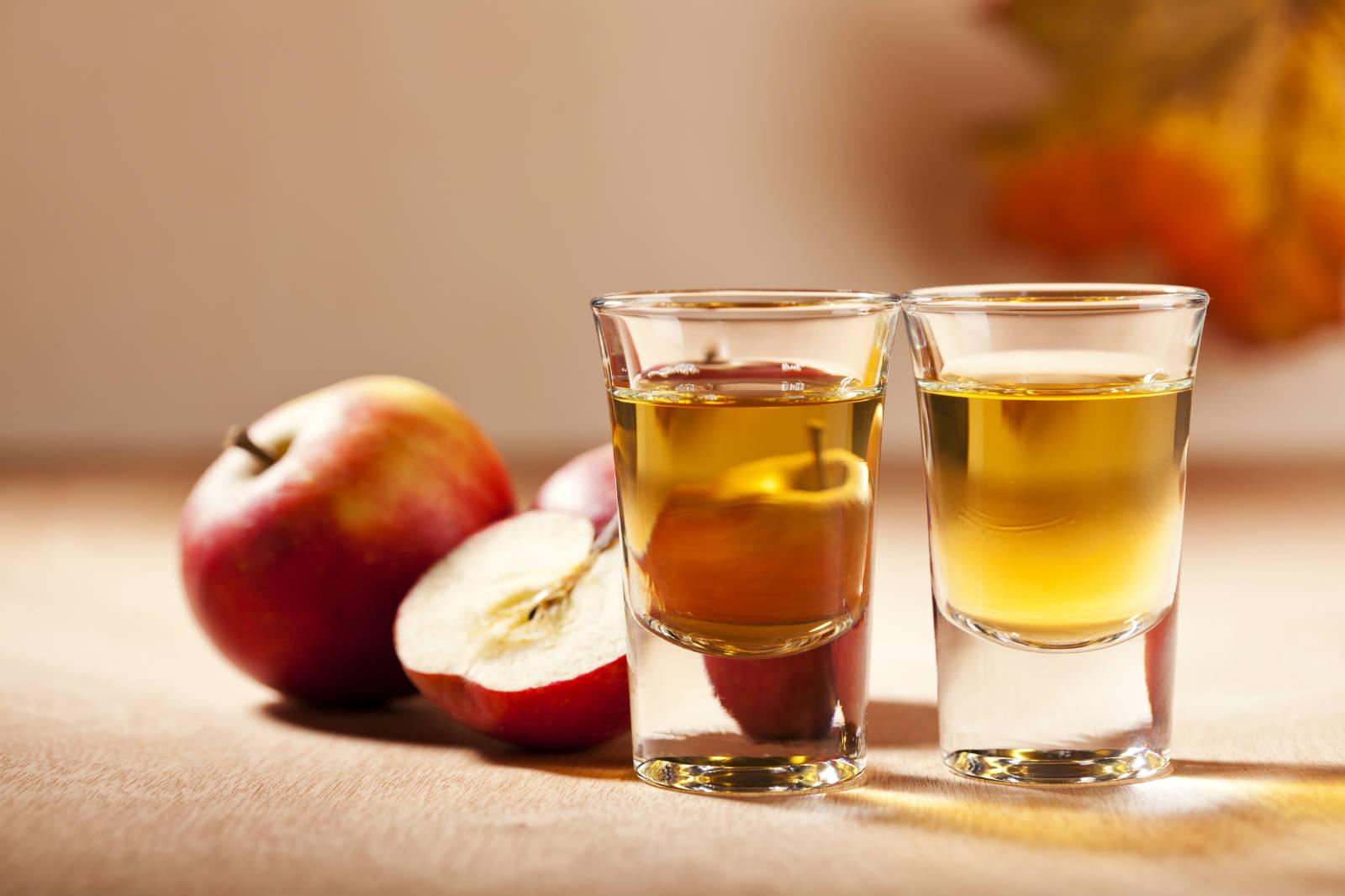 5 коктейла с ябълков сайдер за специални моменти