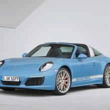 Porsche посвети модел на вулкана Етна