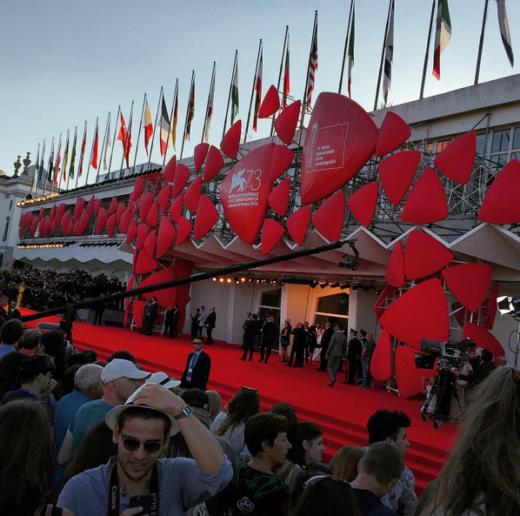 Започна 73-тият филмов фестивал във Венеция