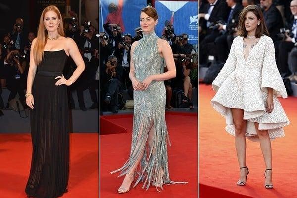 Mamma mia! Най-красивите рокли от кинофестивала във Венеция
