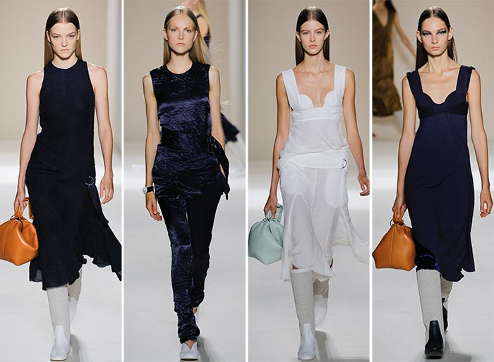 Секси, минималистично, стилно. Да, това е Седмица на модата в Ню Йорк!
