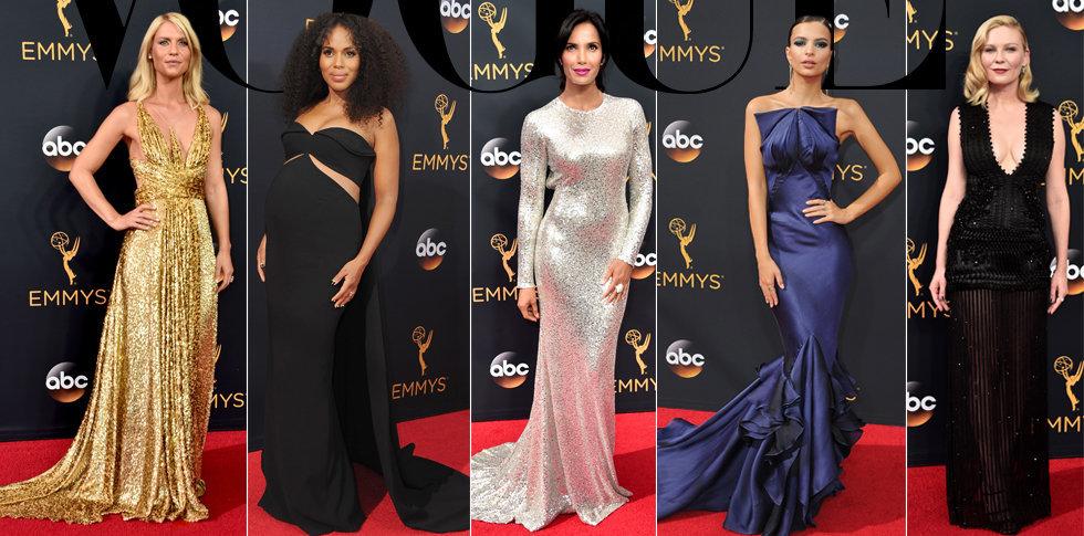 """Наградите """"Emmy"""" и роклите, които трябва да видите"""