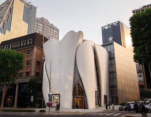 House of Dior в Сеул – място, на което е по-лесно да мечтаем