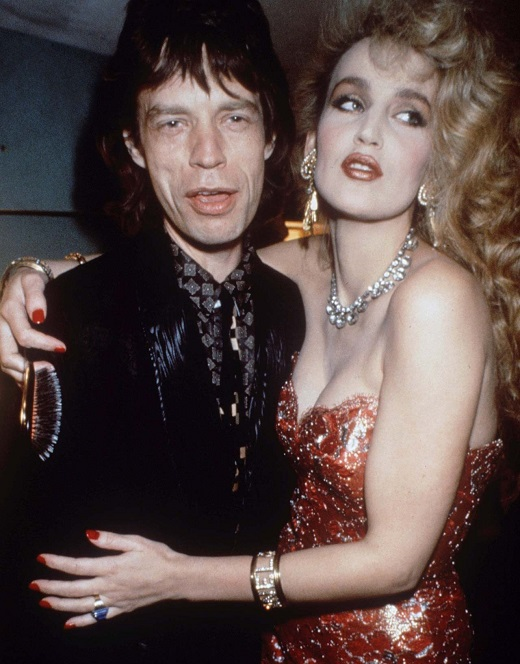 mick-jagger-and-jerry-hall