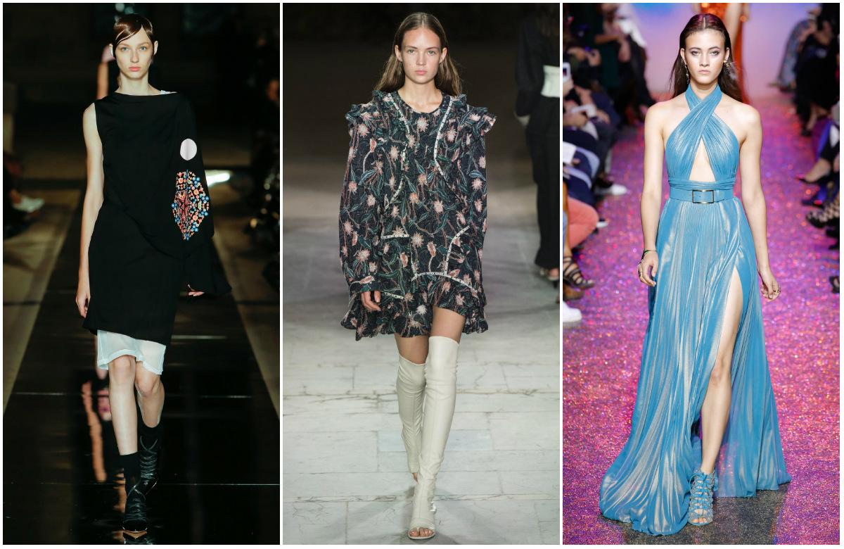 Très jolie, Paris! Изящество и финес от Седмица на модата