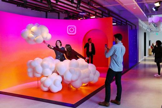 Новият офис на Instagram – нищо повече от изчистена естетика