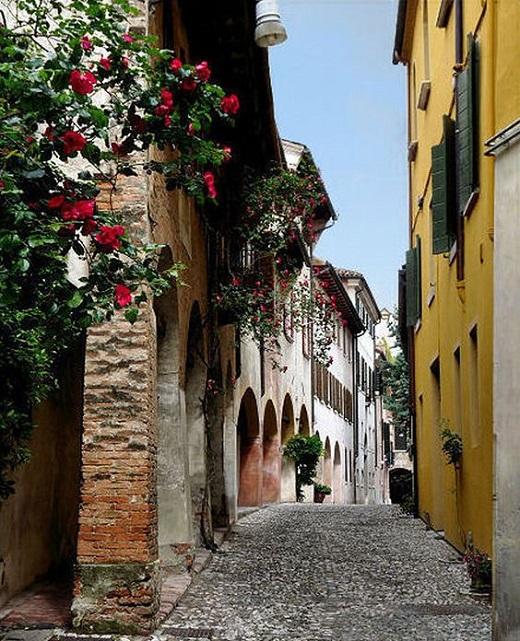 Тревизо – още една италианска история