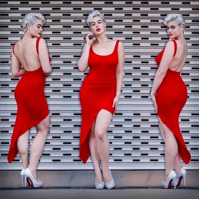 XXL-красива! Стефания Ферарио разбива стереотипите