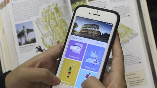 Най-добрите 5 приложения за пътешествия