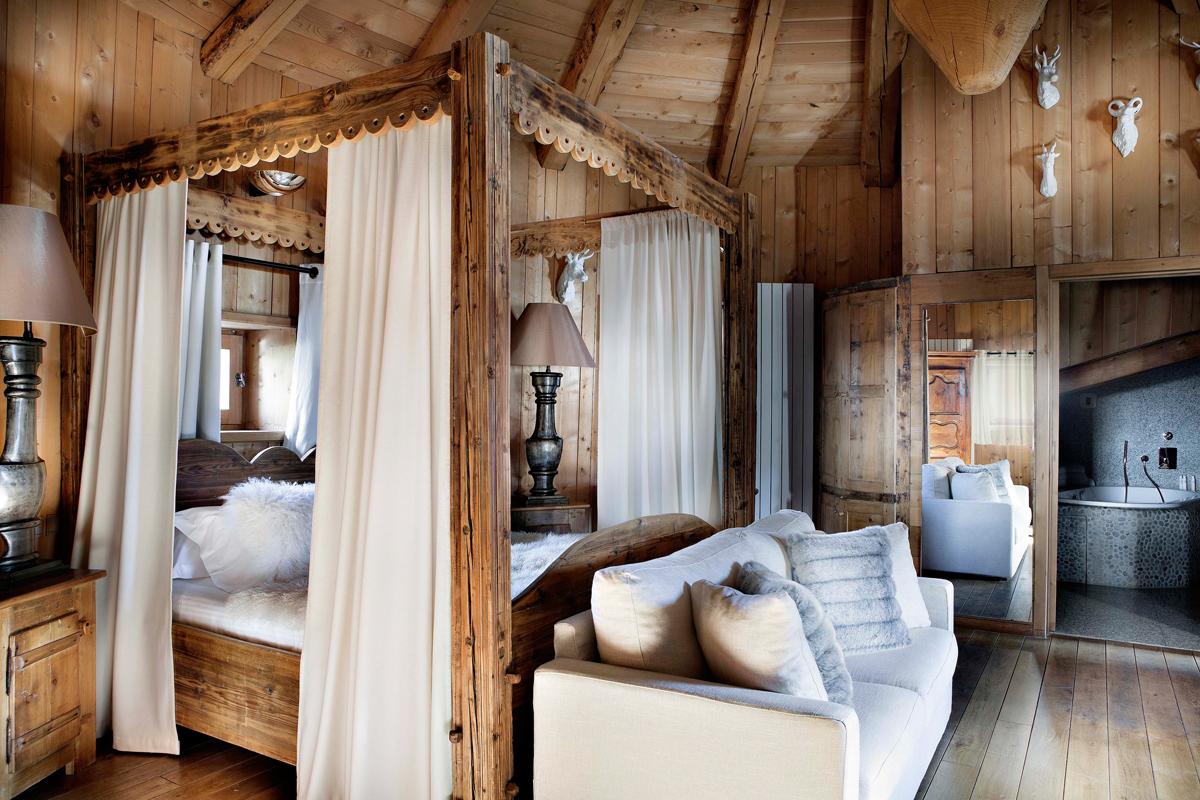 Романтика на max! Най-луксозните планински къщи в Европа