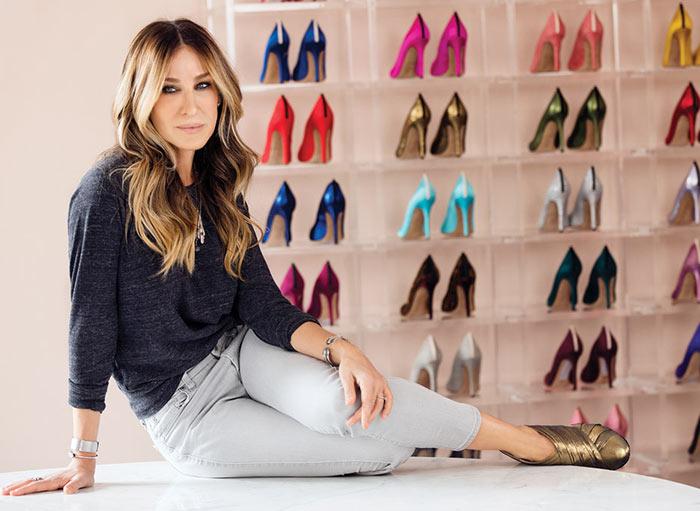 Обувките на Сара Джесика Паркър вече и във вашия гардероб!