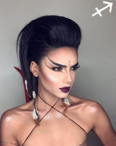 makeup_for_zodiac_signs_sagittarius