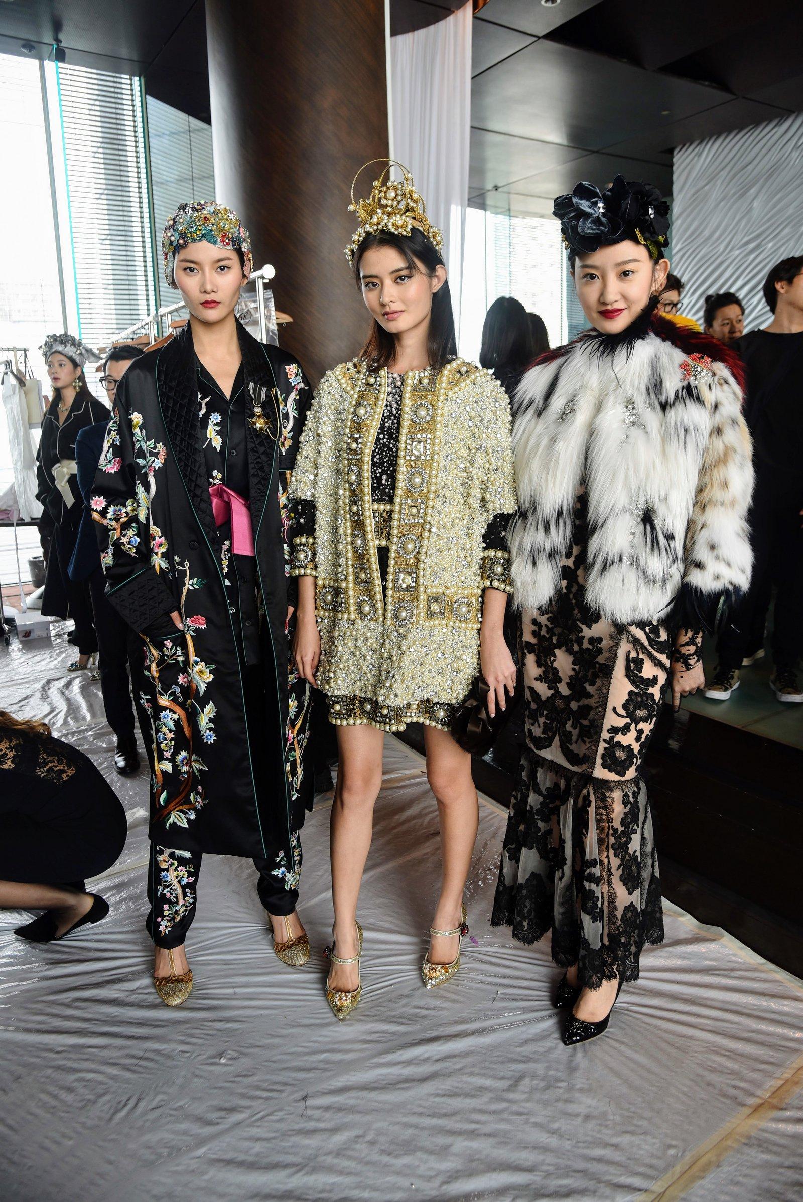 Модна революция? Да! Made in Dolce&Gabbana