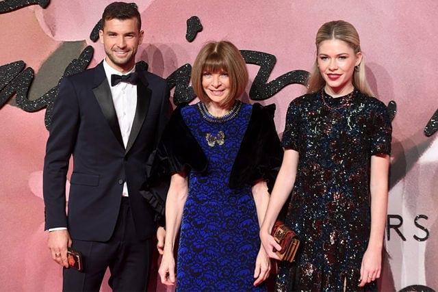 Отличниците на British Fashion Awards 2016