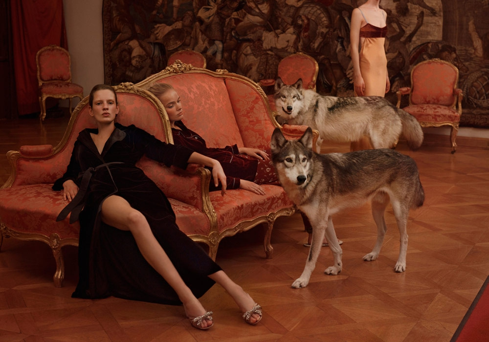 Модели и вълци в празничната приказка на Елина Кешишева