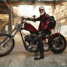 Тази година Дядо Коледа пристига с мотор