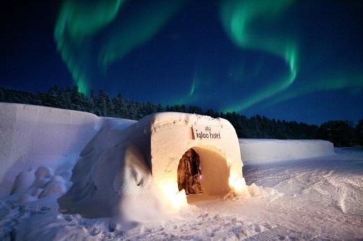 8 хотела от лед, които ще ви пленят