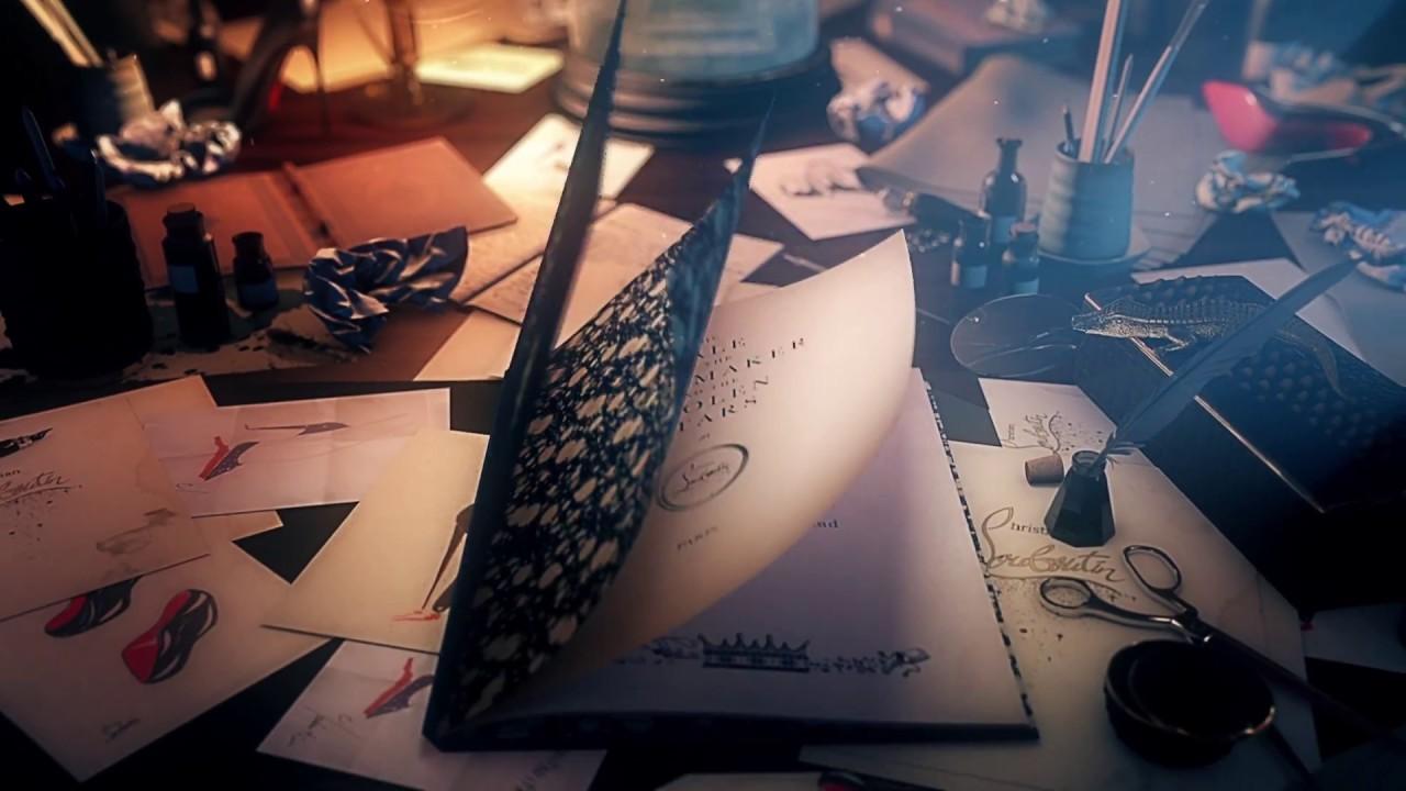 Коледни вълшебства в приказката на Christian Louboutin