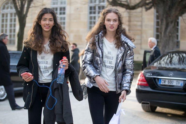 Седмица на висшата мода в Париж: вдъхновения от улицата