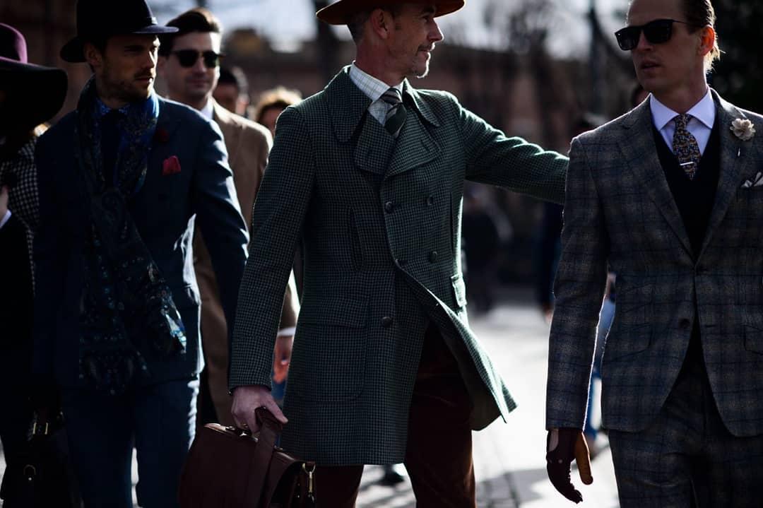 Стрийт стайл находки от италианския салон за мъжка мода Pitti Uomo