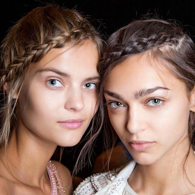 Прическата за уикенда: заплетени коси