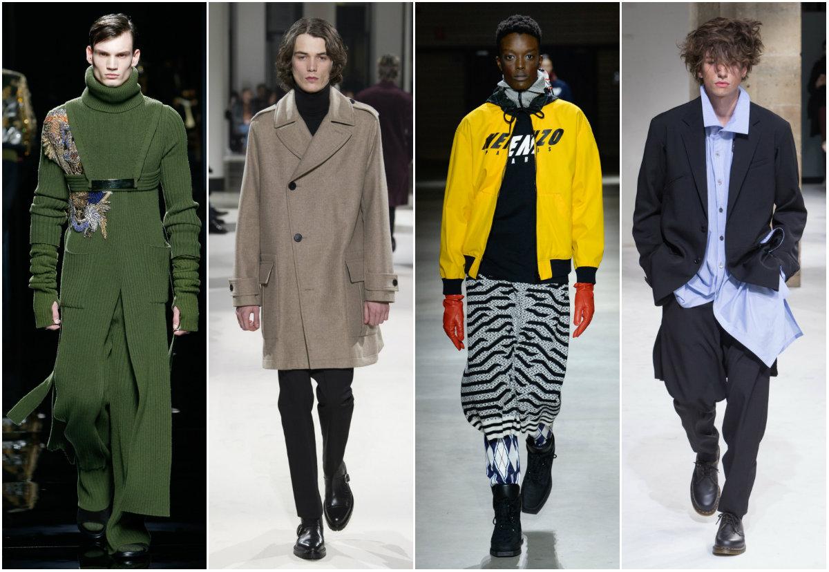 Мъже на показ или какво си харесахме от Седмица на мъжката мода