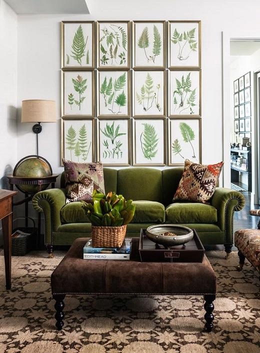 Повече зелено у дома с цвета на 2017
