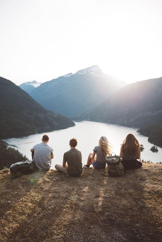 8 места за пътешестване с приятели