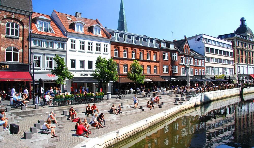 Орхус – скандинавска легенда в сегашно време