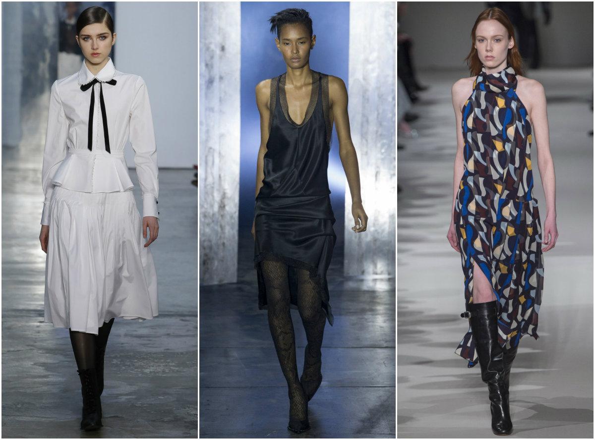 Аристократизъм и сексапил в Седмица на модата в Ню Йорк