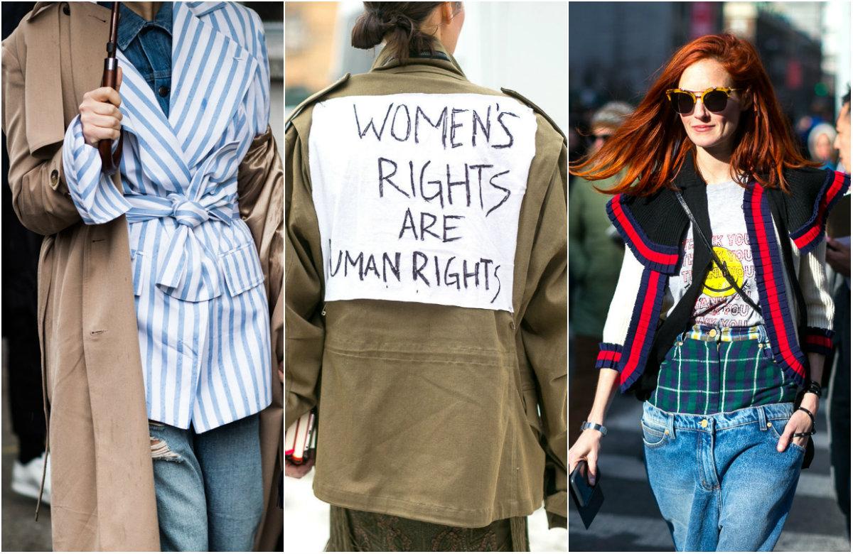 Седмица на модата в Ню Йорк – дефилетата от улицата