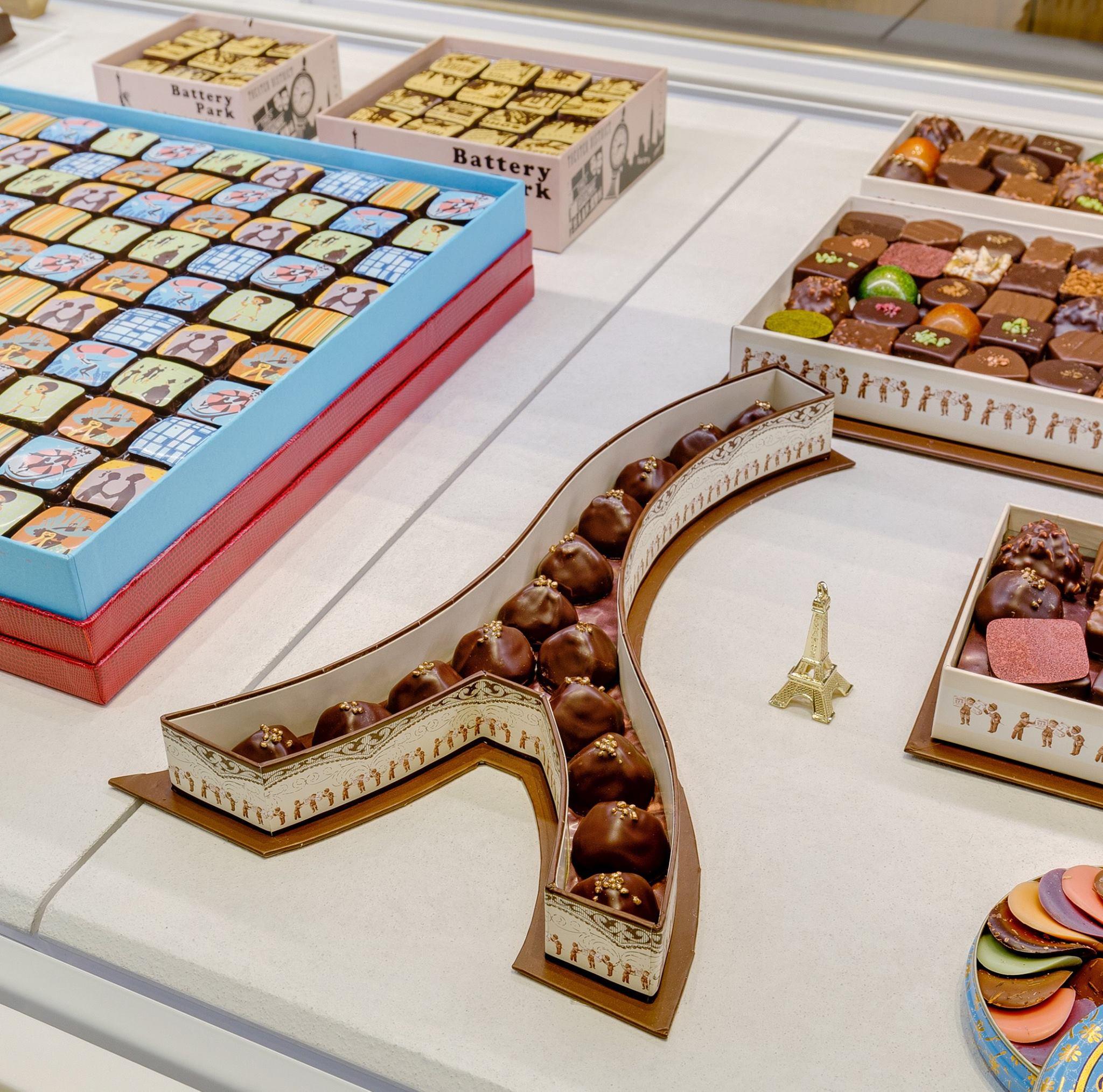 Шоколадова неделя по мотиви на Bvlgari
