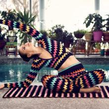 Missoni изненадват със своя линия йога облекла (+ видео)