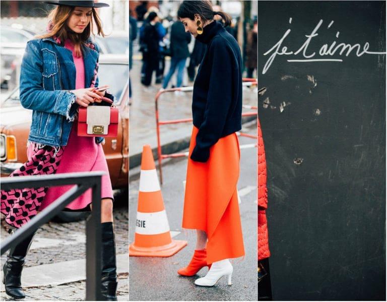 Street style Париж, Mon Amour