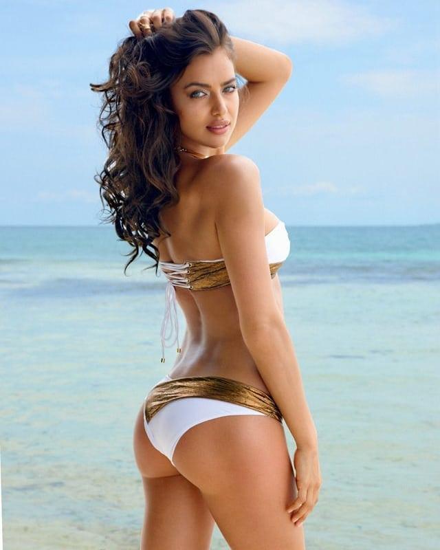 Красиви като Ирина Шейк! Малките бюти тайни на модела