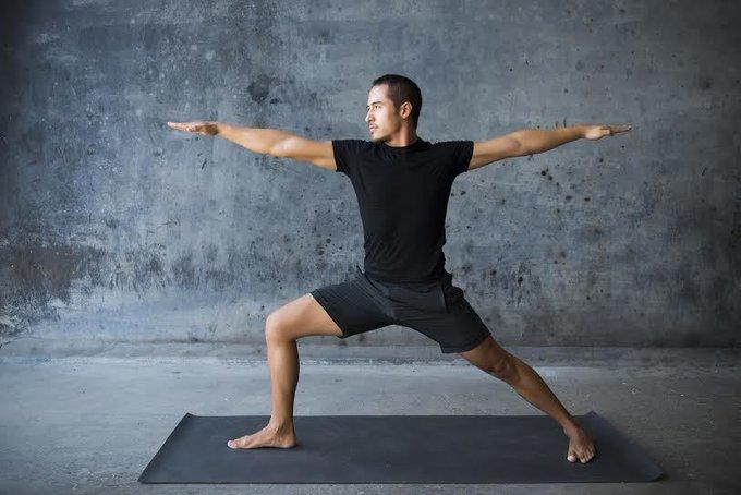 Брога: йога за мъже