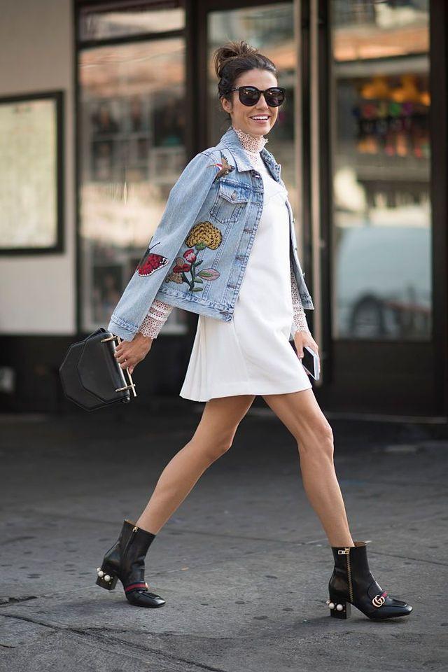 Тенденции: Голямото завръщане на якето от деним