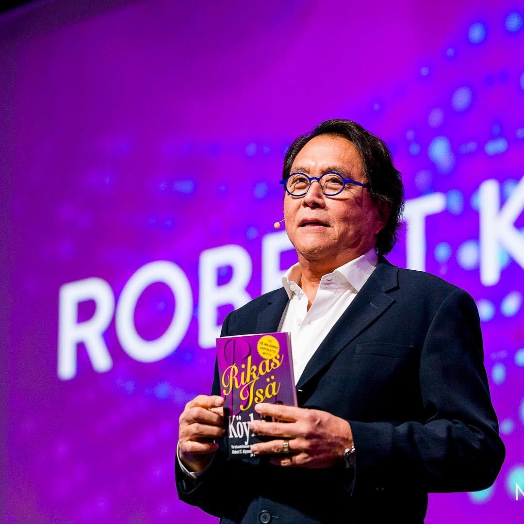 Робърт Кийосаки – финансовото торнадо на XXI век