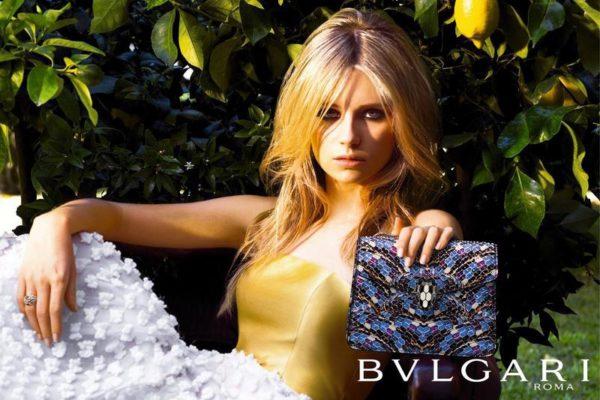 Пролетта е нахално красива за Bulgari, Hermès и Valentino!