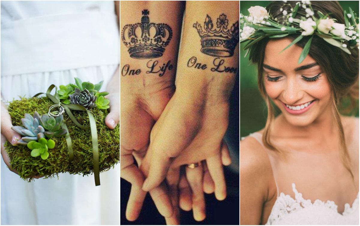 Любов като приказка или 10 сватбени тенденции за 2017